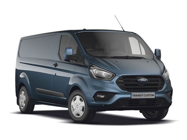 Ford Transit Custom 320 L2 Diesel Fwd 2.0 EcoBlue 130ps Low Roof Trend Van